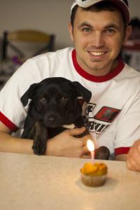 Melky's First Birthday
