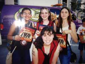 Nsync concert in 2000