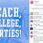 PINK responding via Instagram.