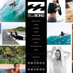 Billabong - website