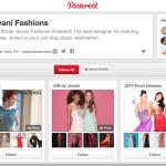 Jovani - Pinterest
