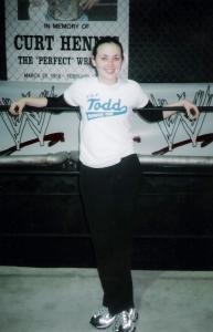 wrestling 2005