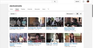 StardustMedia YouTube screenshot
