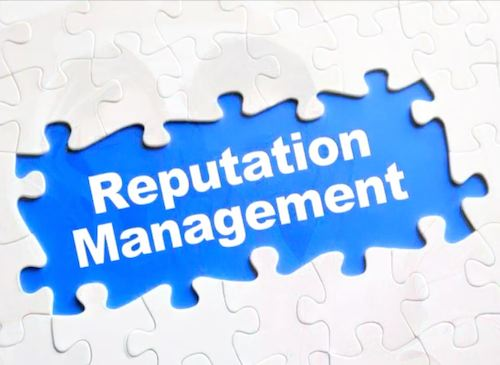 Managing your reputation via social media