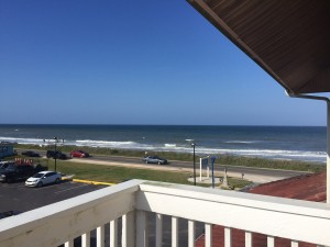 My view of Flagler Beach