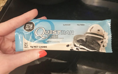 Cookies Cheat: Use A Quest Bar!